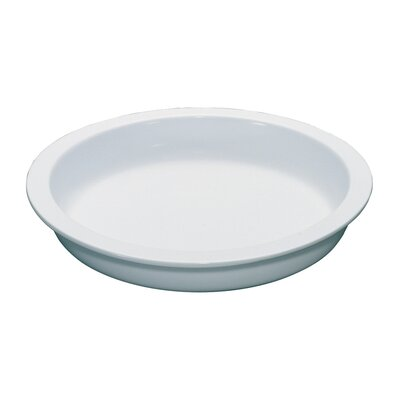 4 4/5-qt. Porcelain Round Food Pan by SMART Buffet Ware