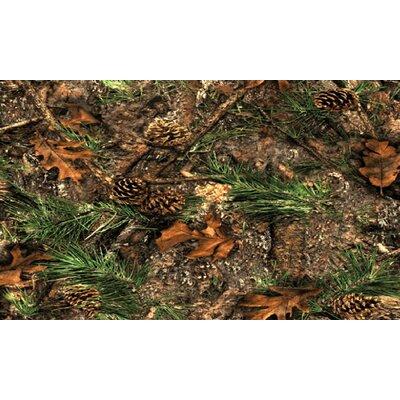 Custom Printed Rugs Mixed Pine Doormat