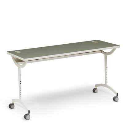 Bretford Manufacturing Inc EXPLORE® T-Leg Collaborative Laptop Table