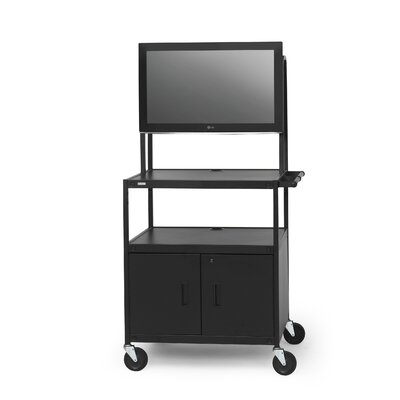 Bretford Manufacturing Inc Cab AV Cart for Flat Panels