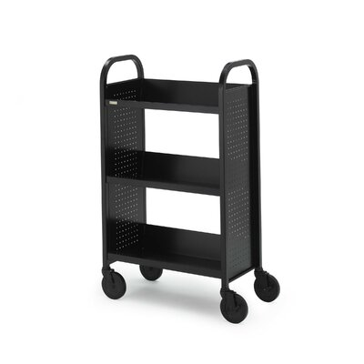Bretford Manufacturing Inc Voyager Series Book Cart