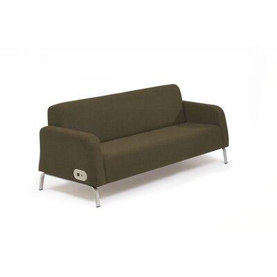 Bretford Manufacturing Inc Motiv Three Seat Arm Sofa