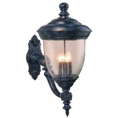 Melissa Lighting Tuscany 4 Light Wall Lantern