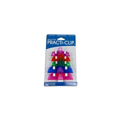 Assorted Colors Practi-Clip by Evriholder