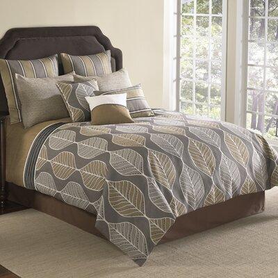 Branson Comforter Set by Hallmart Collectibles