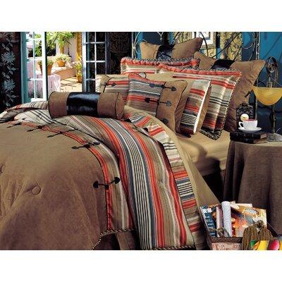Siesta Comforter Set by Hallmart Collectibles