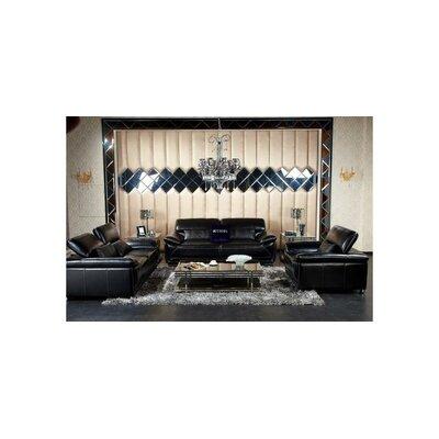 Divani Casa Leather Sofa by VIG Furniture