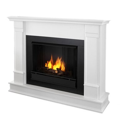 Silverton Gel Fuel Fireplace by Real Flame