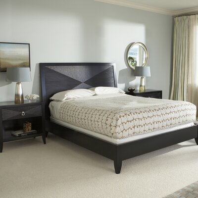 Brownstone Furniture Camden Platform Customizable Bedroom Set