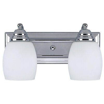Griffin 2 Light Bath Vanity Light Product Photo