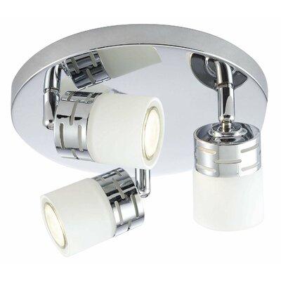 Megan 3 Light Wall Fixture/Flush Mount Product Photo