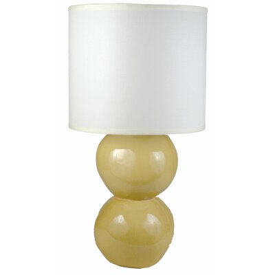 alex marshall studios sphere 21 5 h table lamp with drum