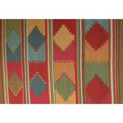 MevaRugs Kilim Multi-colored Rug