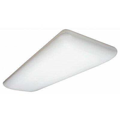 Lithonia Lighting 4 Light 32W Litepuff Linear