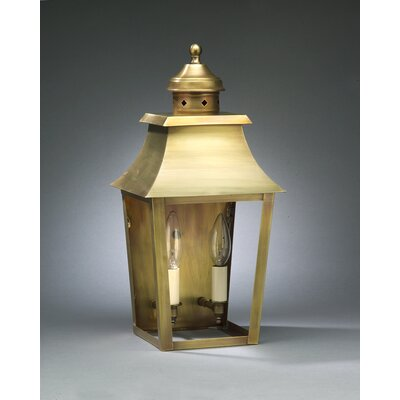 Northeast Lantern Sharon 1 Light Wall Lantern