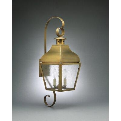 Northeast Lantern Stanfield 1 Light Wall Lantern