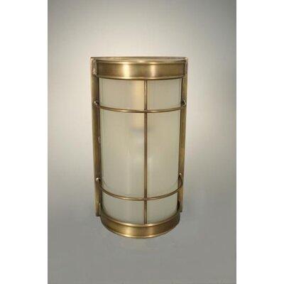 Northeast Lantern Nautical Medium 1 Light Wall Lantern