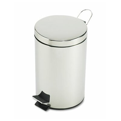 Rubbermaid Commercial Products 3.5-Gal Round Medi-Can