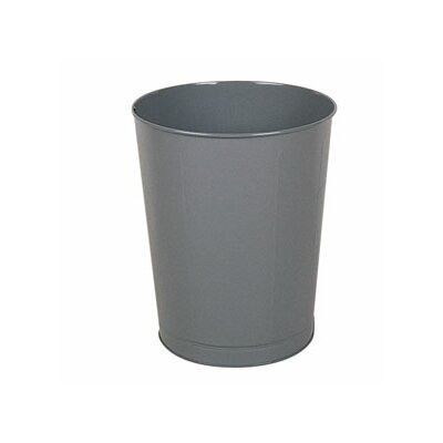 Rubbermaid Commercial Products 11-Gal Large Round Wastebasket