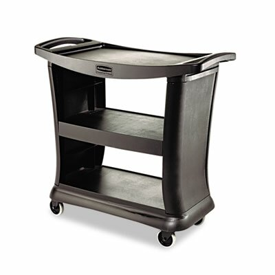 Rubbermaid Commercial Products Executive Service Utility Cart