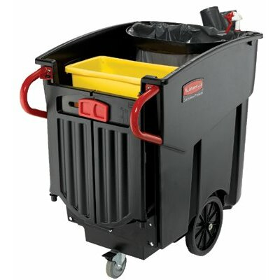 Rubbermaid Commercial Products 120-Gal Mega Brute® Mobile Waste Collectors