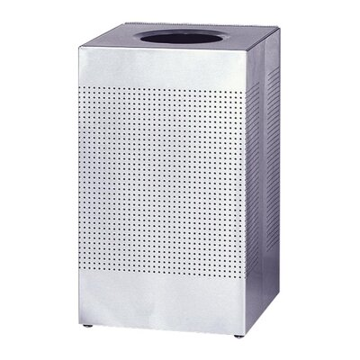 Rubbermaid Commercial Products Hinged Top Receptacle