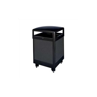 Rubbermaid Commercial Products 38-Gal Dimension 500 Weather Urn and Trash Receptacle