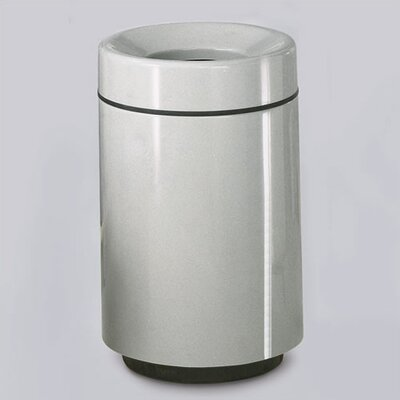 Rubbermaid Commercial Products 62-Gal Barclay Large Open Top Receptacle