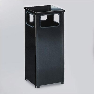 Rubbermaid Commercial Products 12-Gal Howard Standard Waste Receptacle