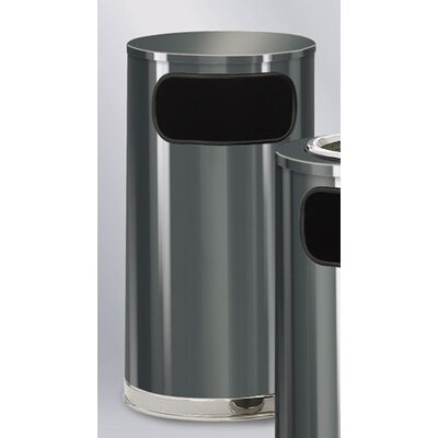 Rubbermaid Commercial Products 12-Gal European Designer Waste Receptacle