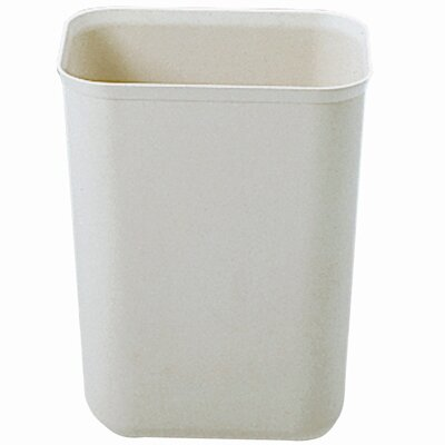 Rubbermaid Commercial Products 1.75-Gal Fire-Resistant Fiberglass Wastebasket