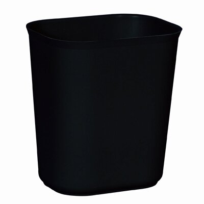 Rubbermaid Commercial Products 3.5-Gal Fire-Resistant Fiberglass Wastebasket