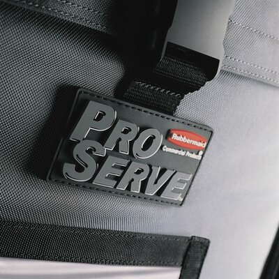 Rubbermaid Commercial Products ProServe Large Insulated End Load Full Pan Carrier