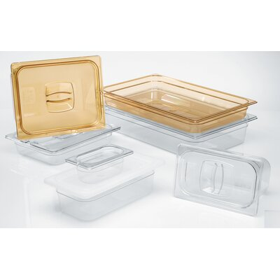 Rubbermaid Commercial Products Drain Tray in Amber