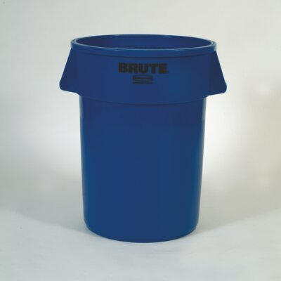 Rubbermaid Commercial Products BRUTE® 44-Gal Round Containers