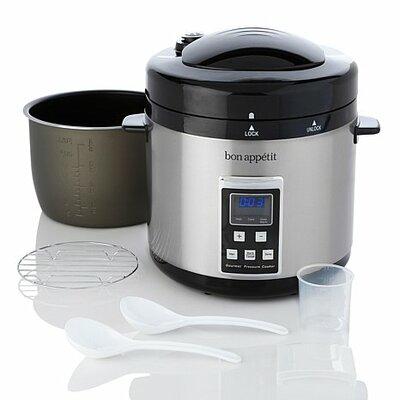 Bon Apetit 7-Quart Programmable Pressure Cooker by Wolfgang Puck®