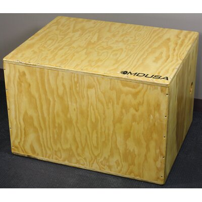 Muscle Driver USA USA 3-in-1 Plyo Box