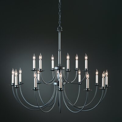 18 Light Chandelier by Hubbardton Forge
