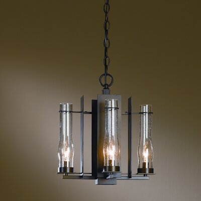 New Town 4 Light Chandelier Product Photo
