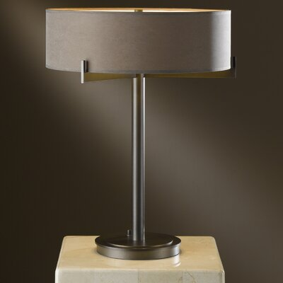 Axis 21 Quot H Table Lamp With Drum Shade Wayfair