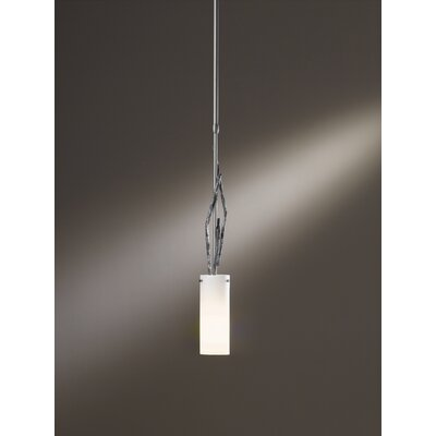 Brindille with Glass 1 Light Pendant by Hubbardton Forge