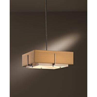 Exos 4 Light Pendant by Hubbardton Forge