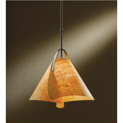Mobius 1 Light Pendant by Hubbardton Forge