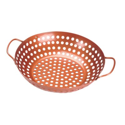 Outset Nonstick Grill Wok