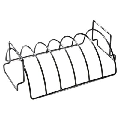 Reversible Nonstick Rib Rack by Outset
