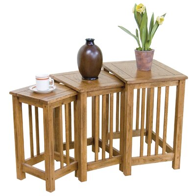 Sedona 3 Piece Nesting Tables by Sunny Designs