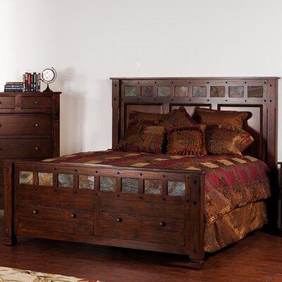 Santa Fe Panel Bed Wayfair