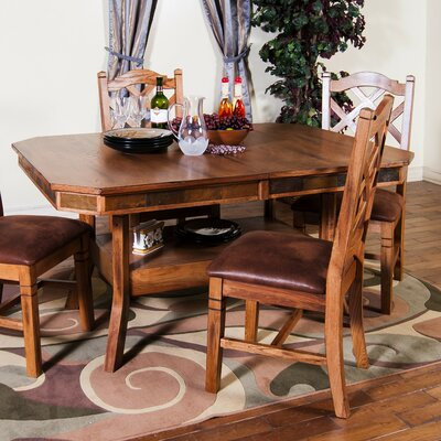 Sedona Extendable Dining Table by Sunny Designs