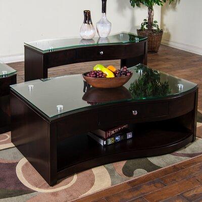 Espresso Coffee Table by Sunny Designs
