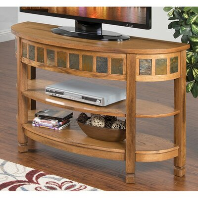 Curved Console Table by Sunny Designs